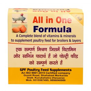 GPF Poultry All-In-One Formula_Cover